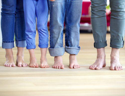 Kuschelig warm mit geklebtem Parkett – Kalte Füße gibt's nicht mehr