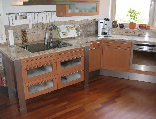 Parkett verfeinert die Küche – Wohlfühl-Boden für Genießer