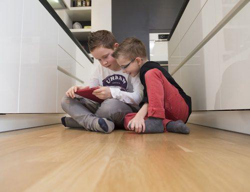 Genuss mit geklebtem Parkett – Wohlfühl-Boden für die Küche