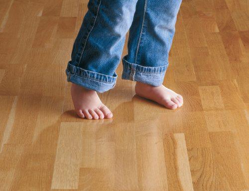 Parkett auf Fußbodenheizung – Wärme zum Wohlfühlen