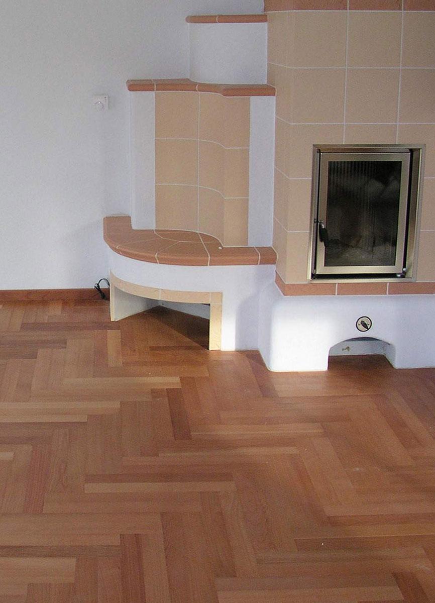 Traditioneller Bodenbelag für moderne Wohnstile