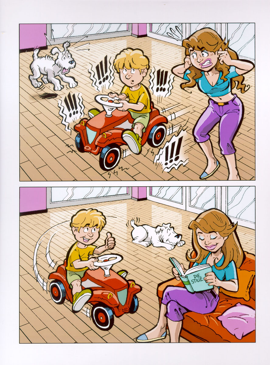 Schallschutz bei Parkettboden