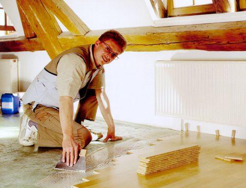 Fußbodensanierung – Mehr Wohnwert durch neues Parkett