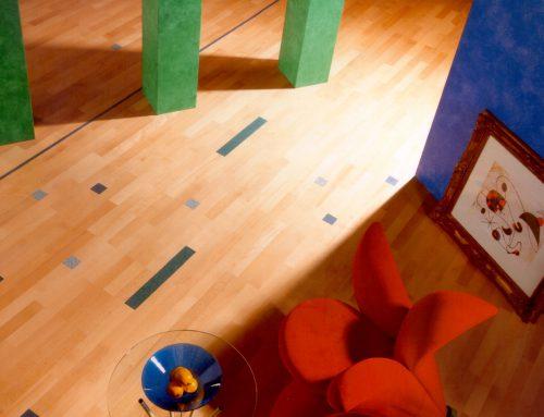 Vollflächig geklebtes Parkett – Der Edle unter den Holzböden