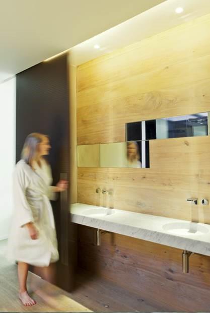 Holz Im Ganzen Raum Parkett Geht Die Wande Hoch Initiative Pik