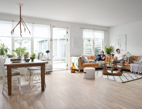 Parkett als Bühne für Möbel aller Stilrichtungen – Stets im Trend